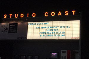 The WonderNight Special feat. SHOWTEK Powered by KleinerFeigling