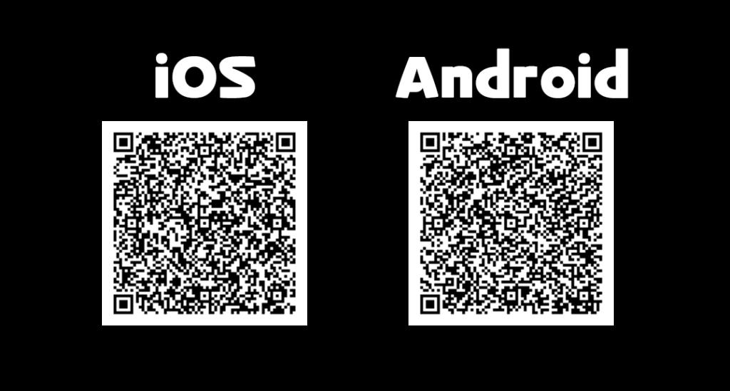 ウェイウェイらんど!練度アプリQRコード
